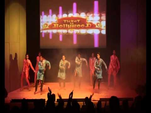 Ticket to Bollywood - A glimpse of dance performance by Shubhra Bhardwaj Troupe