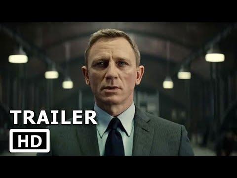 James Bond  official trailers (2018) Trailer | Daniel Craig | Action Movie | Fan Made