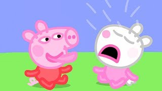 Peppa Pig Official Channel | Baby Peppa Pig and Baby Suzy Sheep's Fun Time