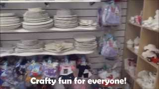 preview picture of video 'Crafty Monkey, St. Neots - Have a look at what we do!'