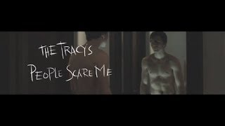 """NYC punk rockers The Tracys reflect on society with """"People Scare Me"""""""