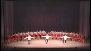 The Moiseyev Dance Company