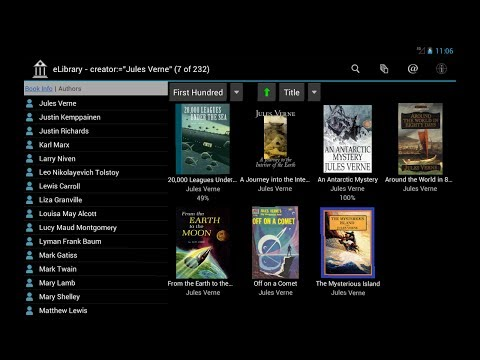 Video of eLibrary Manager Basic