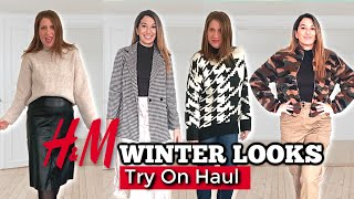 H&M Winter Clothing Haul 2019