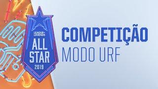 All-Star - Dia 3 | Competição Modo URF