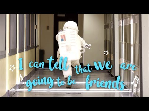 We're Going to Be Friends Lyric Video [OST by The White Stripes]