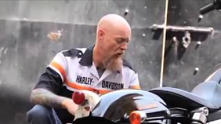 How to properly wash and detail your Harley Davidson Motorcycle