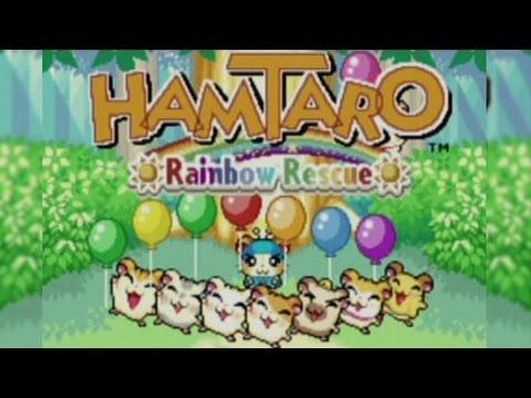 hamtaro rainbow rescue gba rom download