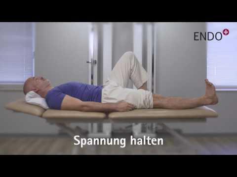 Was mit einer Injektion von Schmerzen im Rücken zu tun