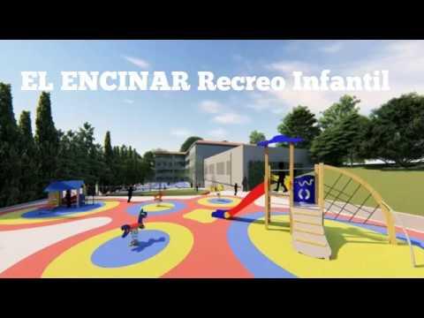 ¡Estrenamos RECREO DE INFANTIL el próximo curso!