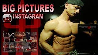 BIG Pictures - Instagram | Fitness Art | Sports & Bodybuilding Motivation