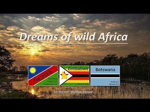 Dreams of wild Africa   - Namibia, Botswana & Viktoria Fälle 2015