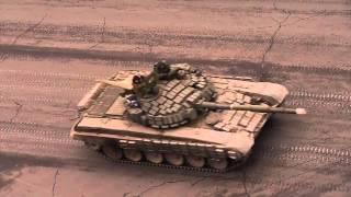 Донецк  Колонна танков  10 11 14