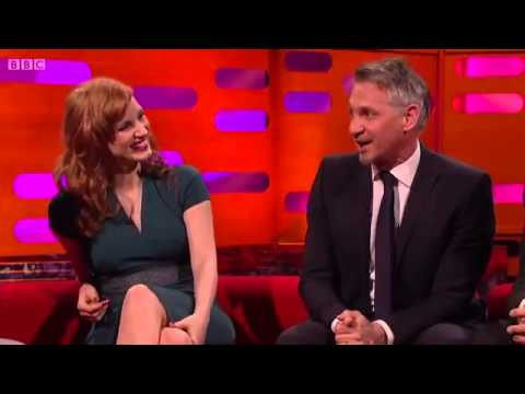 The Graham Norton Show S16E16   Sir David Attenborough, Gary Lineker, Jessica Chastain and McBusted