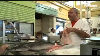 En materia de pescado - El Turix, Mercado de Mixcoac y Casa Morelos