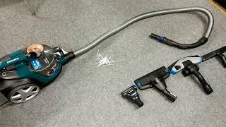 Philips PowerPro Expert FC9744/09 - TEST - RECENZJA - Odkurzacza bezworkowego