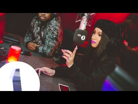 Cardi B talks Trump, Offset and her Sex Life with Charlie Sloth