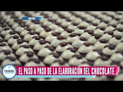 Los chocolates más ricos del país