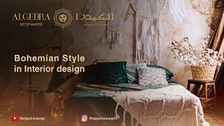 Bohemian Style In Interior Design