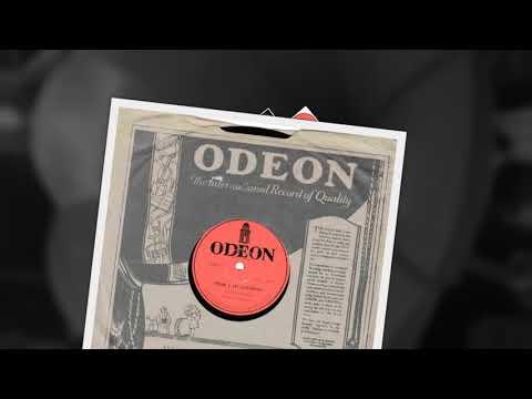 Polish 78rpm recordings. 1926, Okeh/Odeon 11294. Pieśni z lat dziecinnych / List do matki
