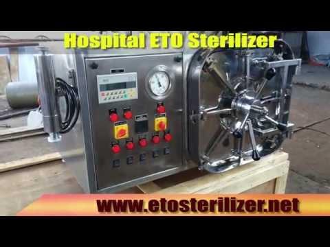 Disposable Sterilizer Machine