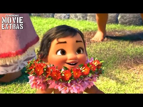 Moana Music Featurettes (2016)