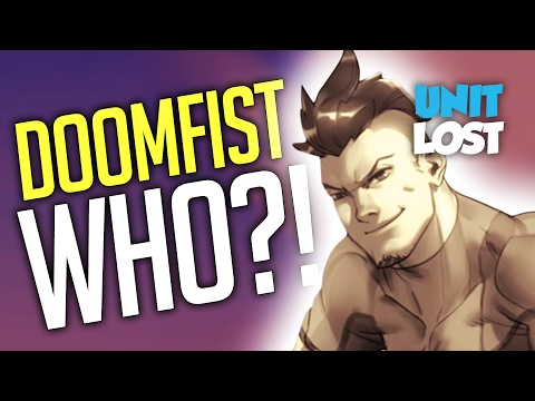 Overwatch News - DOOMFIST NOT the next hero? WTF!
