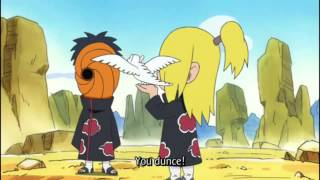 Naruto SD: Rock Lee No Seishun Full-Power Ninden - Deidaras Clay Bird Breaks