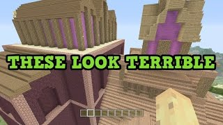 Minecraft Xbox One - All Mashup Packs in VANILLA Textures