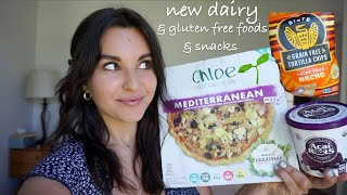 NEW DAIRY FREE & GLUTEN FREE FOODS/SNACKS YOU SHOULD TRY