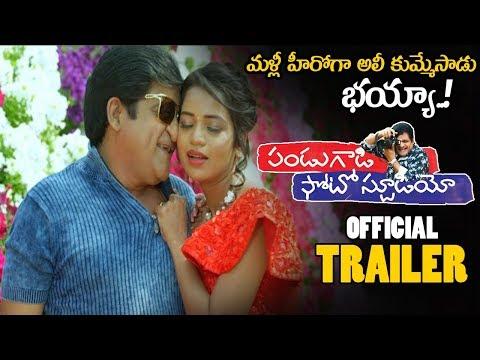 Ali Pandugadi Photo Studio Movie Official Trailer    2019 Telugu Movie Trailers    NSE