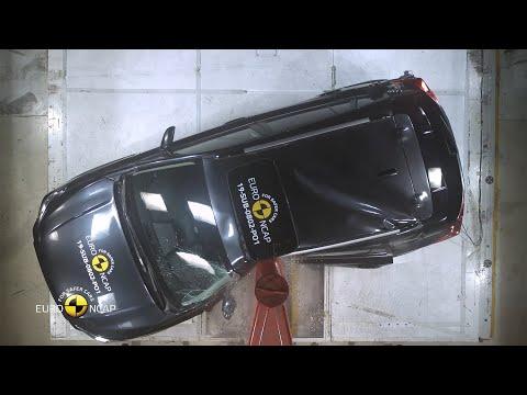 NCAP: Subaru XV