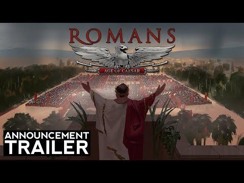 Firefly Studios Announces Romans: Age of Caesar