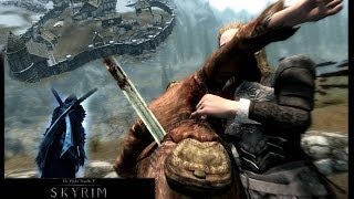 Skyrim обзоры модов: Стена Хельярхен-холла, tDoD, Dual Sheath Redux.