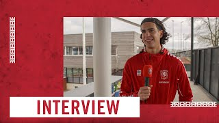INTERVIEW   Zerrouki: 'Veel meegemaakt, een mooie week'
