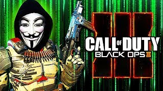 WORLDS SCARIEST HACKER TAKES OVER BLACK OPS 3! (Anonymous Hacker Trolling)
