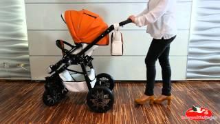 Babywelt Sulingen Kid Kombikinderwagen Kinderwagen