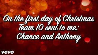 Jake Paul – 12 Days Of Christmas (Lyrics) Ft. Nick Crompton