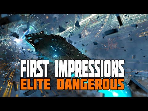 Elite Dangerous - April Update - First Impression