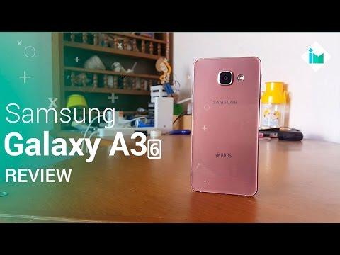 Samsung Galaxy A3 2016 - Review en español