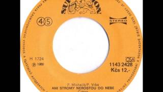 Citron - Ani stromy nerostou do nebe [1980 Vinyl Records 45rpm]