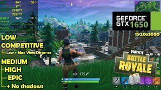 ryzen 5 2600 rx 580 8gb fortnite competitive settings - TH-Clip