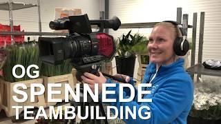 NYHET! Teambuilding med filmproduksjon