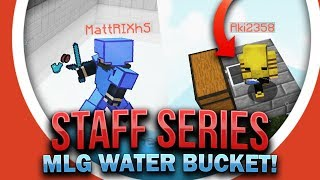 If He Lands This MLG Water Bucket, He Won't Be Banned... | ViperHCF Staff Series