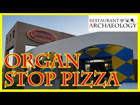 Organ Stop Pizza: One Of The Last Pizza And Pipes Pizzerias   Restaurant Archaeology