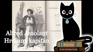 Alfred Assolant - Hrdinný kapitán Korkorán (Dobrodružný) (Mluvené slovo CZ)