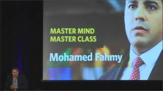 Master Mind Master Class with Mohamed Fahmy