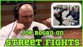 Video Joe Rogan on Striking vs BJJ In Street Fights (Striking vs grappling, MMA) with Eddie Bravo MP3, 3GP, MP4, WEBM, AVI, FLV Agustus 2019