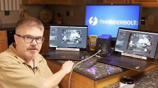 HP Spectre X360 2017 vs 2018 changes i7-8550u + Thunderbolt 3 graphics