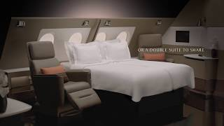 Singapore Airlines releases new cabin products
